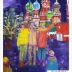 Келарева Дарина Борисовна 13 лет (Волшебная кисть) Насырова А.Н. 2